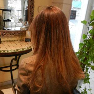 coupe et coiffage